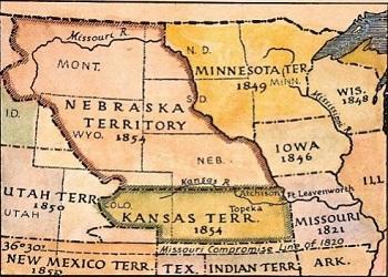 Debates on the Kansas-Nebraska Act – Abraham Lincoln ...