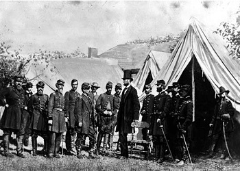 Commanding The Union In The Civil War Abraham Lincoln