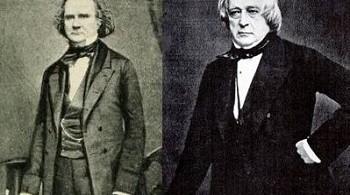 Mason and Slidell - The Trent Affair
