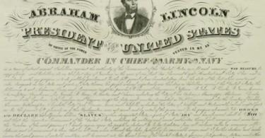 Emancipation Proclamation - Document